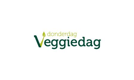 Logo Donderdag Veggiedag